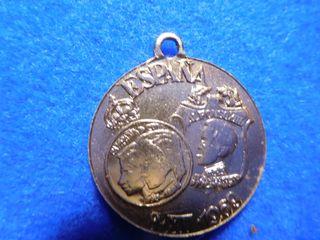 Medalla XXVII feria del sello