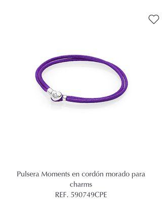 Pulsera Pandora Moments
