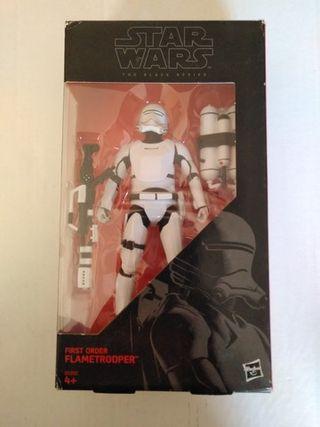 Star Wars Black Series 1st Order Flametrooper