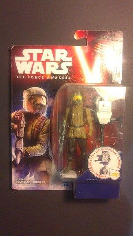 Star Wars figura Resistance Trooper