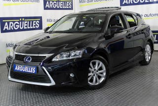 Lexus CT 200h Luxury TOPE DE GAMA