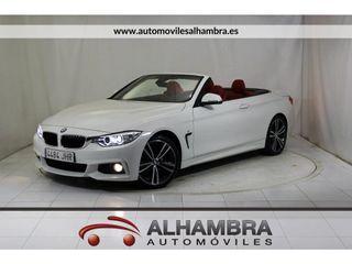 BMW Serie 4 Cabrio SERIE 4 CABRIO 428I
