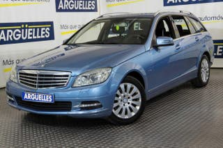 Mercedes Clase C CDI Estate Elegance BlueEFFICIENCY