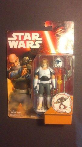 Star Wars Figura Captain Rex