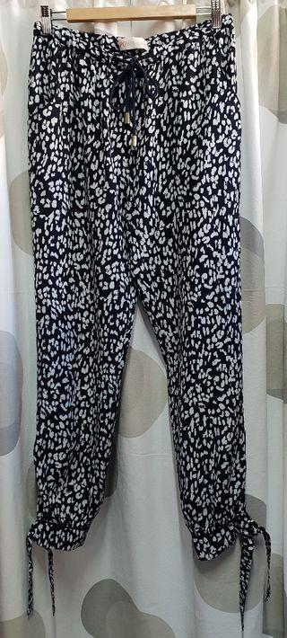 Pantalón PURIFICACION GARCIA talla 38
