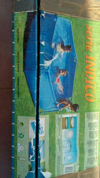 piscina para jardin
