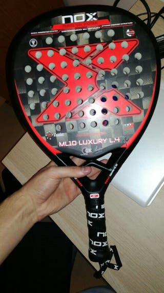 pala padel nox luxury ml10 l4