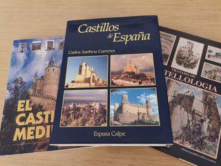 Libros CASTILLOS 3x1