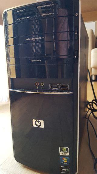 Ordenador sobremesa HP Pavilion P6000 + Pantalla