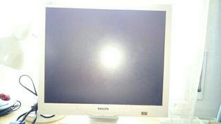 Ordenador PC Torre mini Sobremesa + TV Phillips