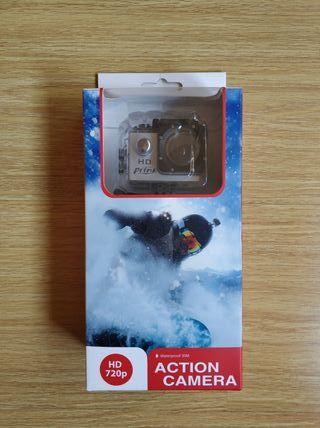 Cámara Deportiva/Action (tipo GoPro)