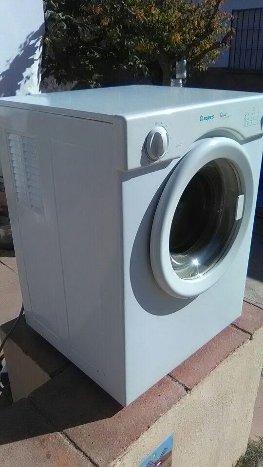 secadora aspes de 3 kilos