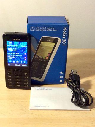 Móvil Nokia 301 Vodafone