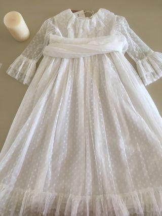Estados Unidos disponible más popular Vestido comunión Nícoli de segunda mano en WALLAPOP