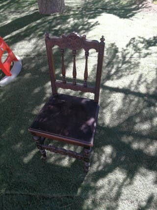 silla castellana