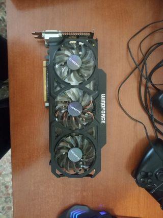 Tarjeta Grafica Nvidia GeForce GTX 770 2 GB