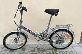 Bicicleta plegable Urban 20''