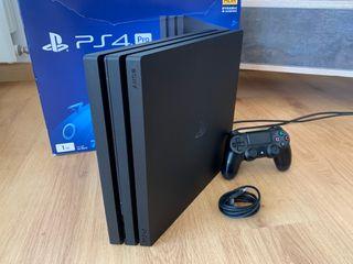 PlayStation 4 Pro 1tb 4K + Dragon Ball Xenoverse 2
