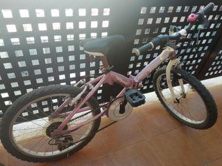 Bici niña plegable 20 pulgadas HOSPITALET LL. CEN