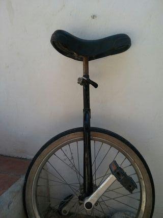 Bici monorueda