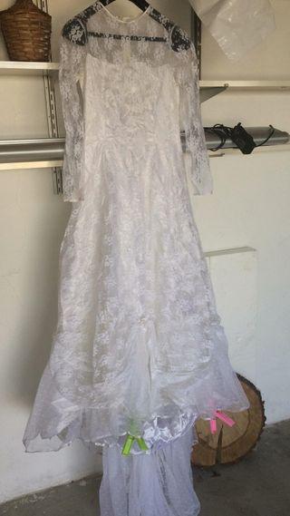 OCASIÓN Vestido de novia