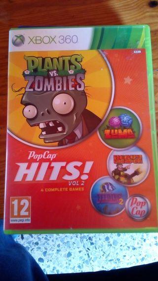 Plants vs. Zombies para xbox 360