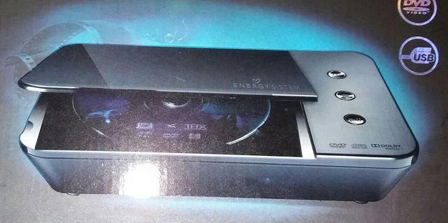 DVD multimedia Energy System nuevo