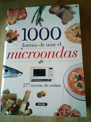 1000 formas de usar el microondas.