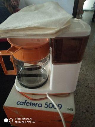 cafetera molinez