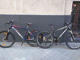 Bicicleta Scoot y B-Pro