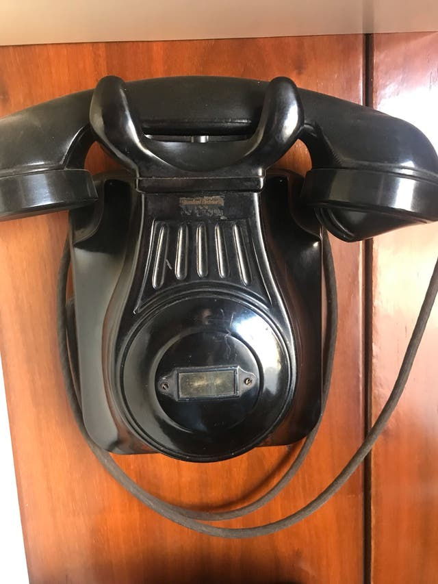 Teléfonos Baquelita