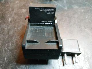 Cargador externo y baterias GOPRO HERO4