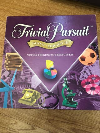 Trivial pursuit genius Edition III