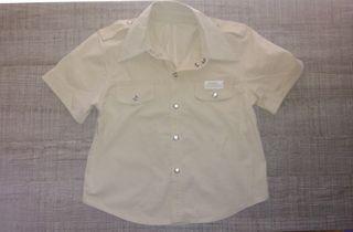 Camisa de manga corta para niño T:3-4