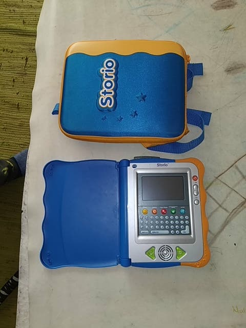 Storio vtech tablet para niños