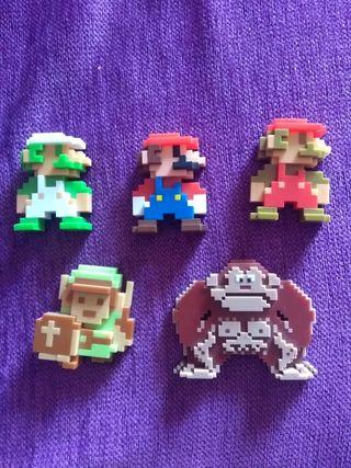 Figuras Nintendo 8-Bits Ed.Limitada