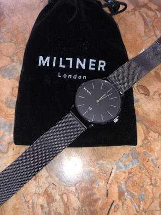 Reloj Millner co. negro