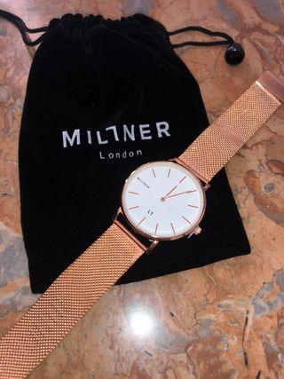Reloj Millner co. Rosa