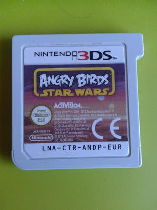 3 DS Angry Birds Star Wars