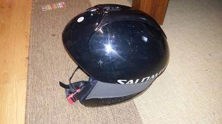 casco salomon talla S 53-56 cm