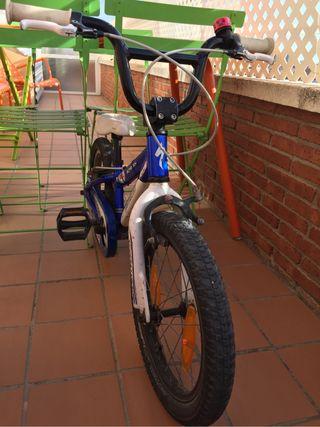 """Bicicleta niño Specialized Hotrock 16"""""""