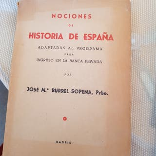 Nociones Historia España