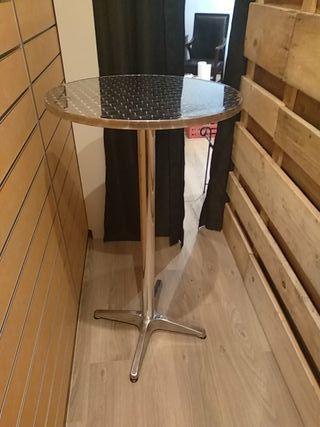 mesa coctel