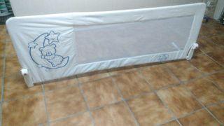 Barrera grande de 180x66 cm para cama