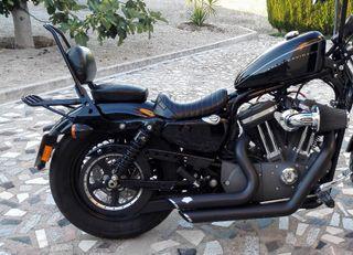 Parrilla Harley Davidson Sportster