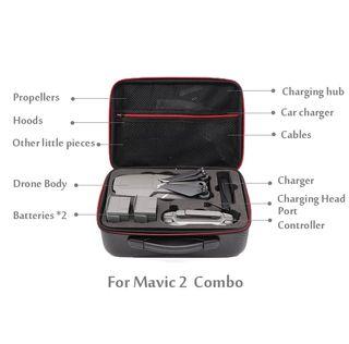 dji mavic 2 pro. maletin nuevo impermeable