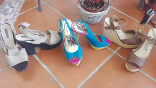Zapatos mujer n° 40 (lote3)
