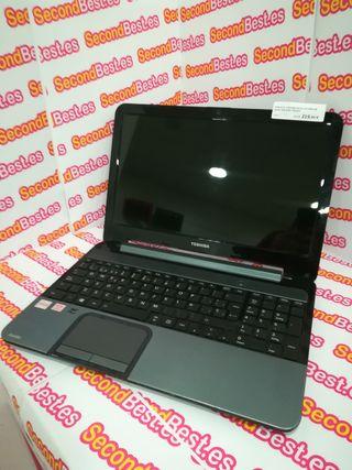 Portátil TOSHIBA SATELLITE AMDA8 QUAD4GBRAM 750HDD