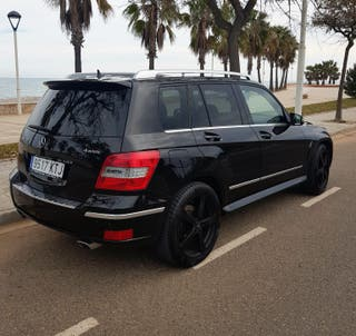 Mercedes-Benz GLK 350cdi pack AMG