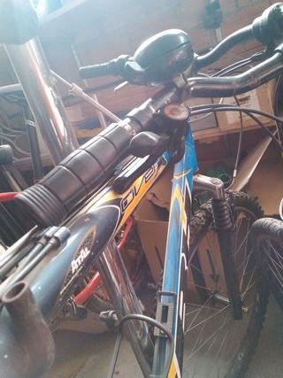bicicleta OVER BH